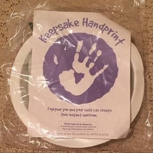 Keepsake Handprint Kit
